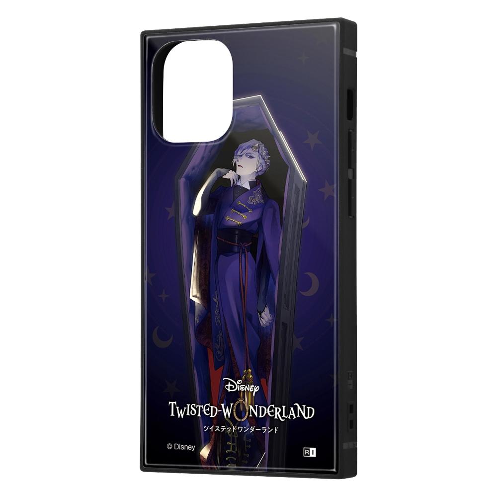 iPhone 12 mini /『ツイステッドワンダーランド』/耐衝撃ハイブリッドケース KAKU/『ツイステッドワンダーランド/ヴィル・シェーンハイド』【受注生産】