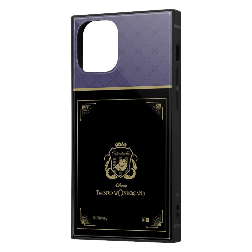 iPhone 12 mini /『ツイステッドワンダーランド』/耐衝撃ハイブリッドケース KAKU/『ツイステッドワンダーランド/オクタヴィネル寮』【受注生産】