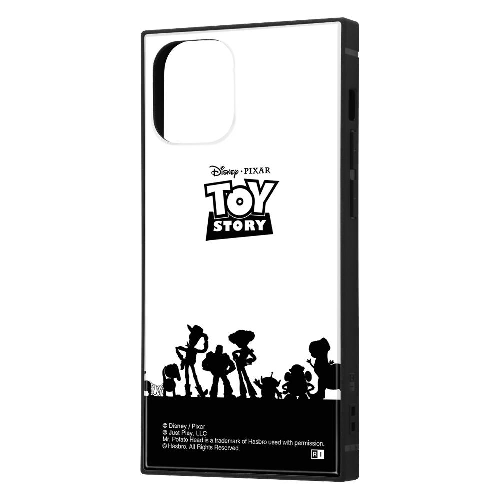 iPhone 12 mini /『ディズニー・ピクサーキャラクター』/耐衝撃ハイブリッドケース KAKU/『トイ・ストーリー/シルエット』【受注生産】