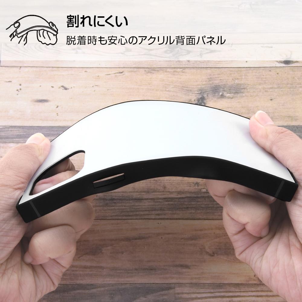 iPhone 12 Pro Max /『ディズニーキャラクター』/耐衝撃ハイブリッドケース KAKU/『ミニーマウス/I AM』【受注生産】