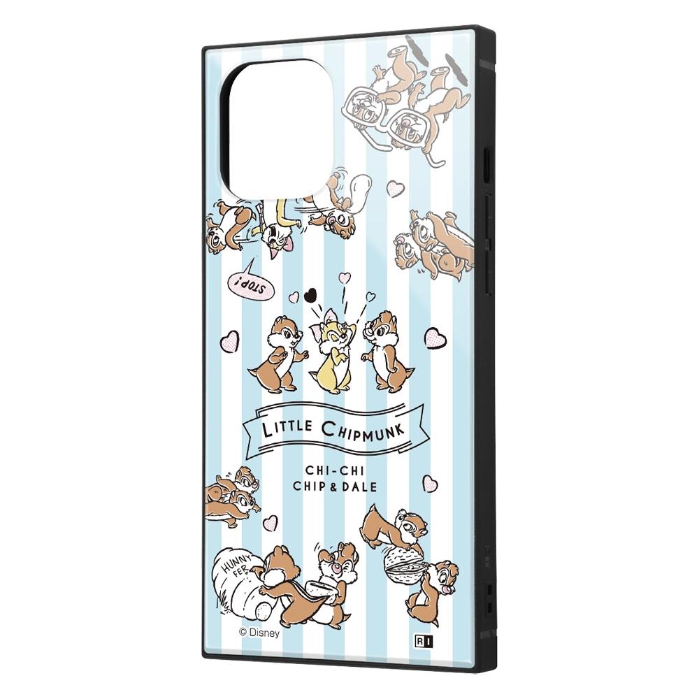 iPhone 12 Pro Max /『ディズニーキャラクター』/耐衝撃ハイブリッドケース KAKU/『チップとデール/Little Chipmunk』【受注生産】