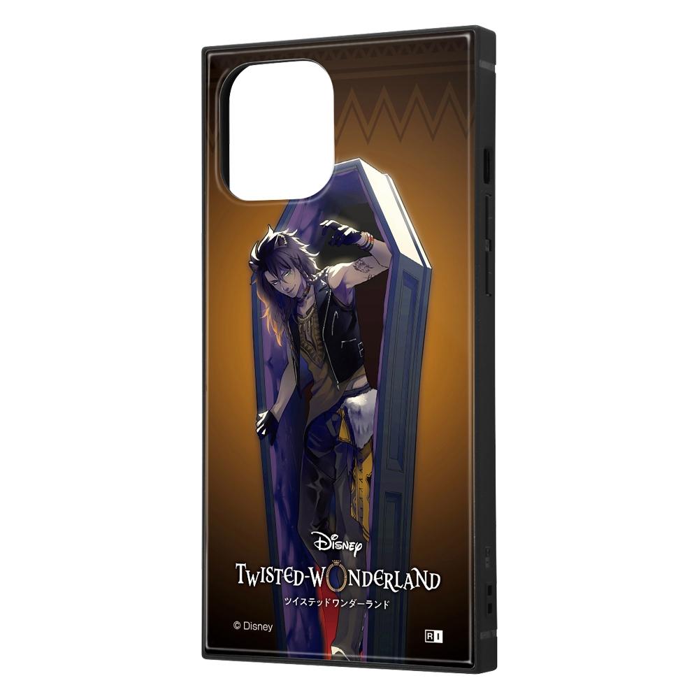 iPhone 12 Pro Max /『ツイステッドワンダーランド』/耐衝撃ハイブリッドケース KAKU/『ツイステッドワンダーランド/レオナ・キングスカラー』【受注生産】