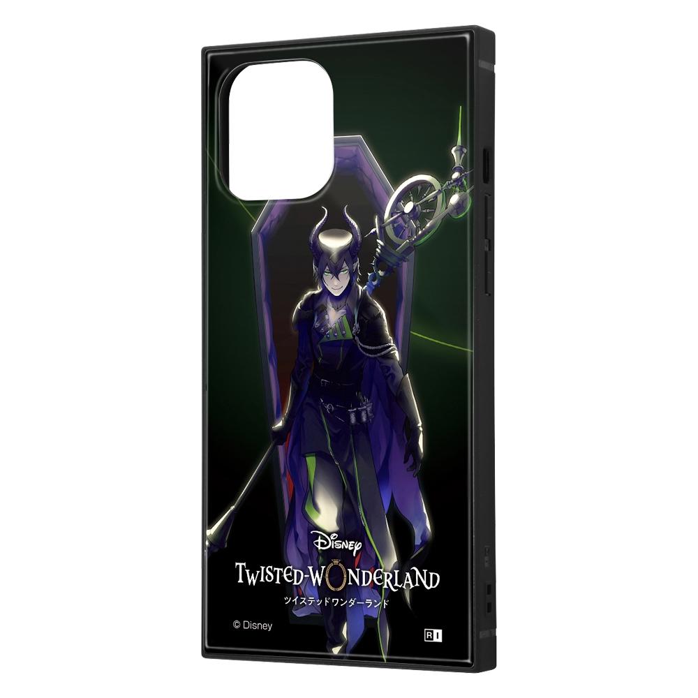 iPhone 12 Pro Max /『ツイステッドワンダーランド』/耐衝撃ハイブリッドケース KAKU/『ツイステッドワンダーランド/マレウス・ドラコニア』【受注生産】
