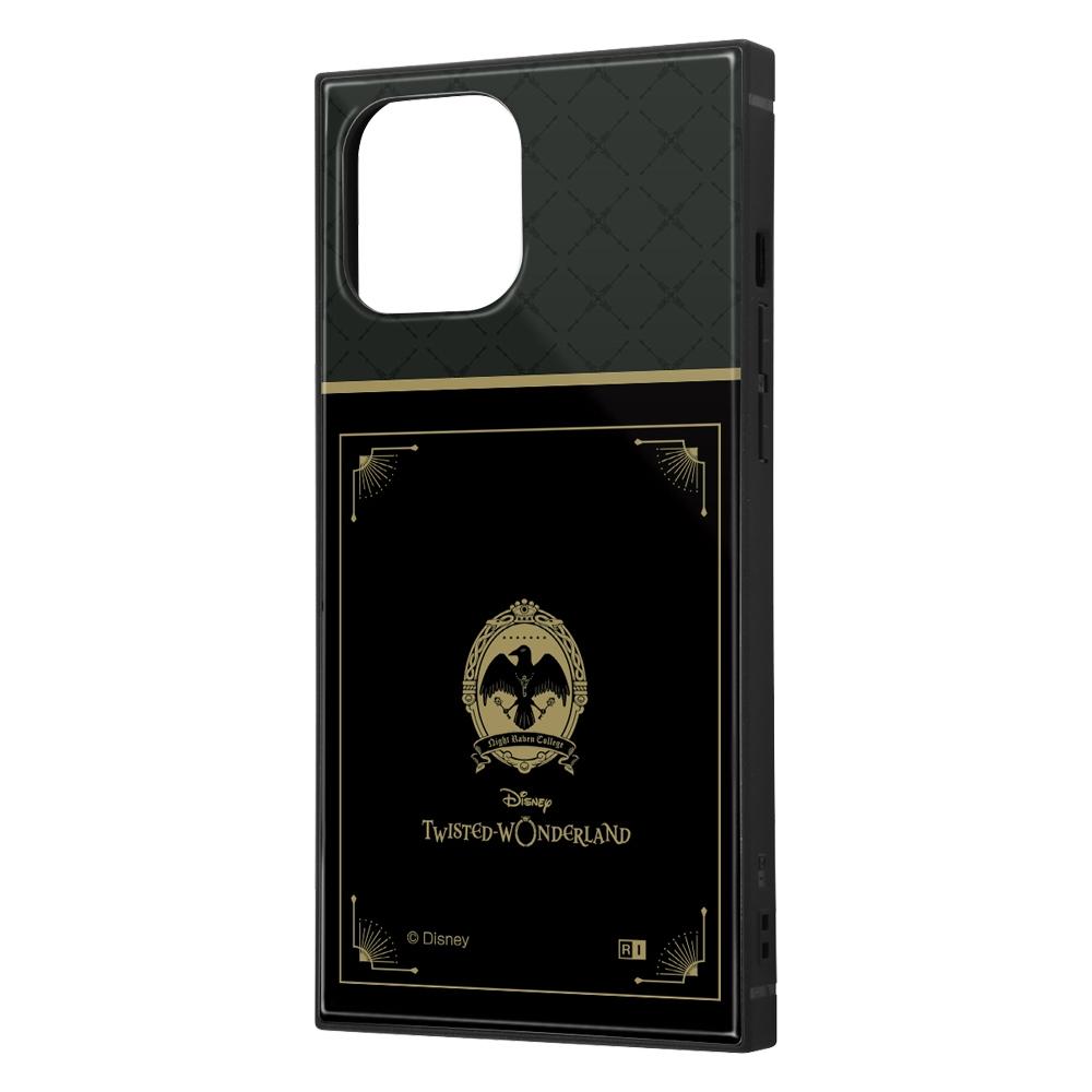 iPhone 12 Pro Max /『ツイステッドワンダーランド』/耐衝撃ハイブリッドケース KAKU/『ツイステッドワンダーランド/ナイトレイブンカレッジ』【受注生産】