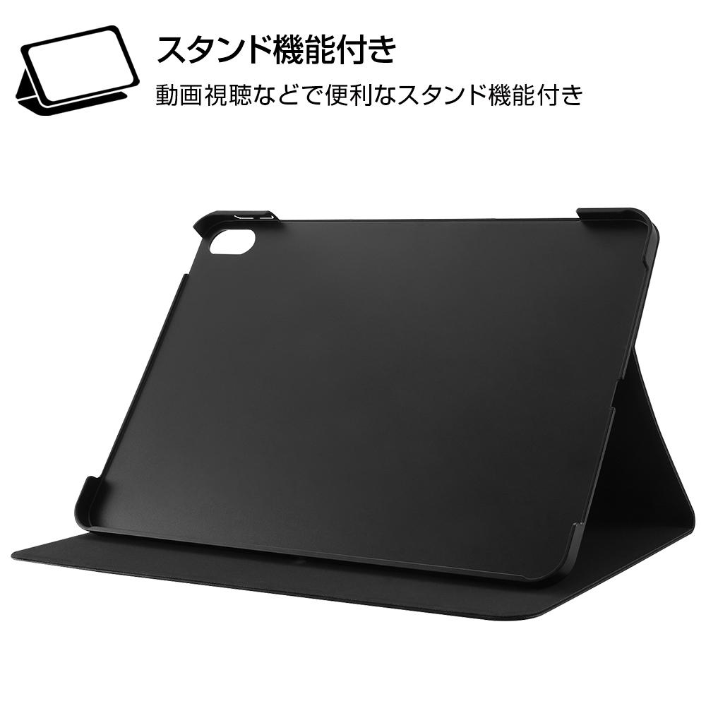 iPad Air 2020年モデル 10.9inch 第4世代/『ディズニーキャラクター』/レザーケース/『ミニーマウス』_15【受注生産】