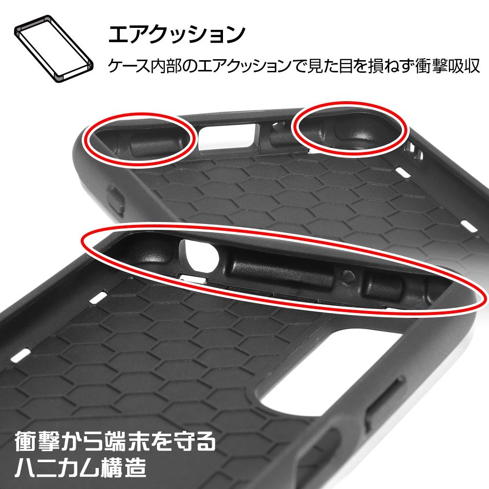 Xperia 5 II 『ディズニー・ピクサーキャラクター』/耐衝撃ケース MiA/『マイク/フェイスアップ』
