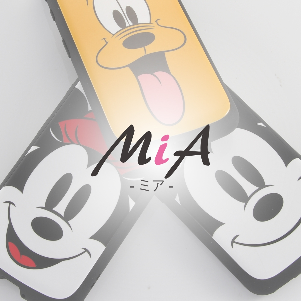 AQUOS sense4/AQUOS sense4 lite/AQUOS sense4 basic/AQUOS sense5G 『ディズニーキャラクター』/耐衝撃ケース MiA/『ミニーマウス/フェイスアップ』