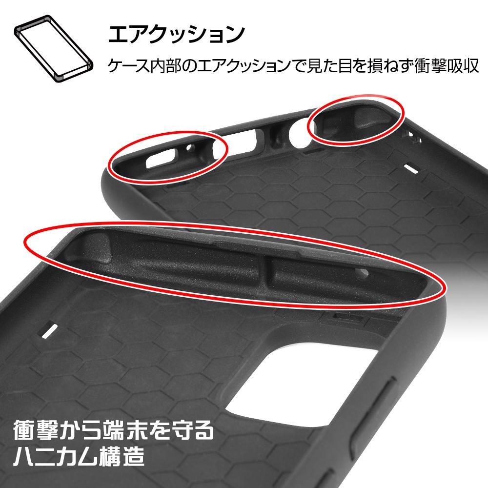 Galaxy A51 5G 『ディズニーキャラクター』/耐衝撃ケース MiA/『プルート/フェイスアップ』