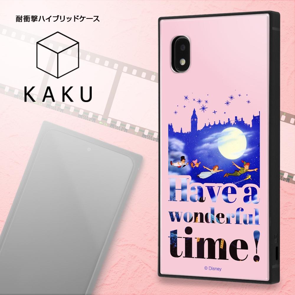Galaxy A21 /『ディズニーキャラクター』/耐衝撃ハイブリッドケース KAKU/『101匹わんちゃん/Famous scene』【受注生産】