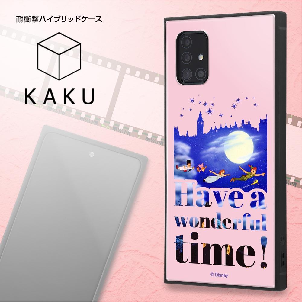 Galaxy A51 5G /『ディズニーキャラクター』/耐衝撃ハイブリッドケース KAKU/『わんわん物語/Famous scene』【受注生産】