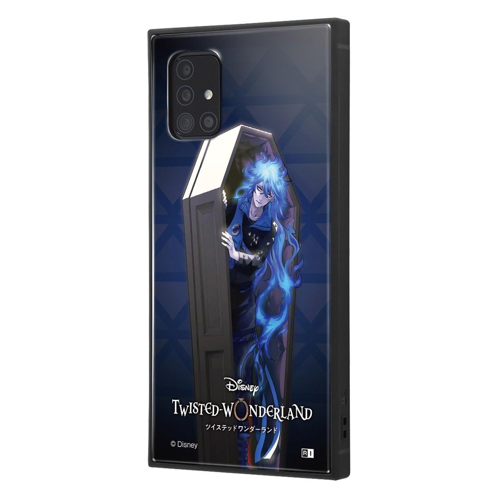 Galaxy A51 5G /『ツイステッドワンダーランド』/耐衝撃ハイブリッドケース KAKU/『ツイステッドワンダーランド/イデア・シュラウド』【受注生産】