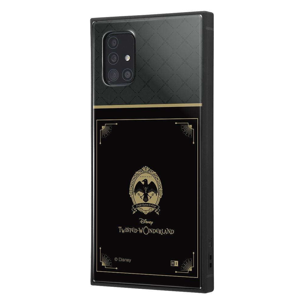 Galaxy A51 5G /『ツイステッドワンダーランド』/耐衝撃ハイブリッドケース KAKU/『ツイステッドワンダーランド/ナイトレイブンカレッジ』【受注生産】
