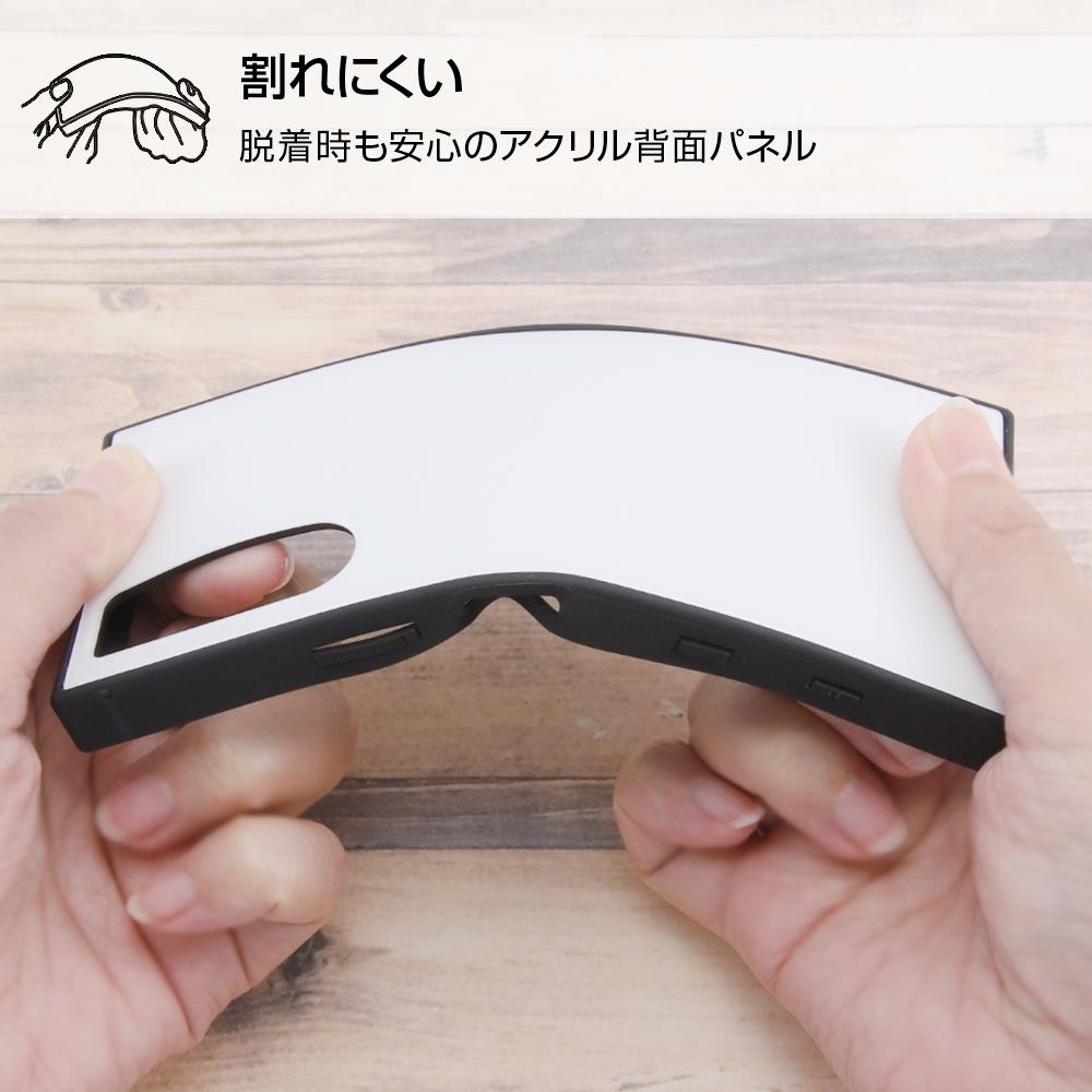 Xperia 5 II /『ディズニーキャラクター』/耐衝撃ハイブリッドケース KAKU/『ミッキーマウス/comic』【受注生産】