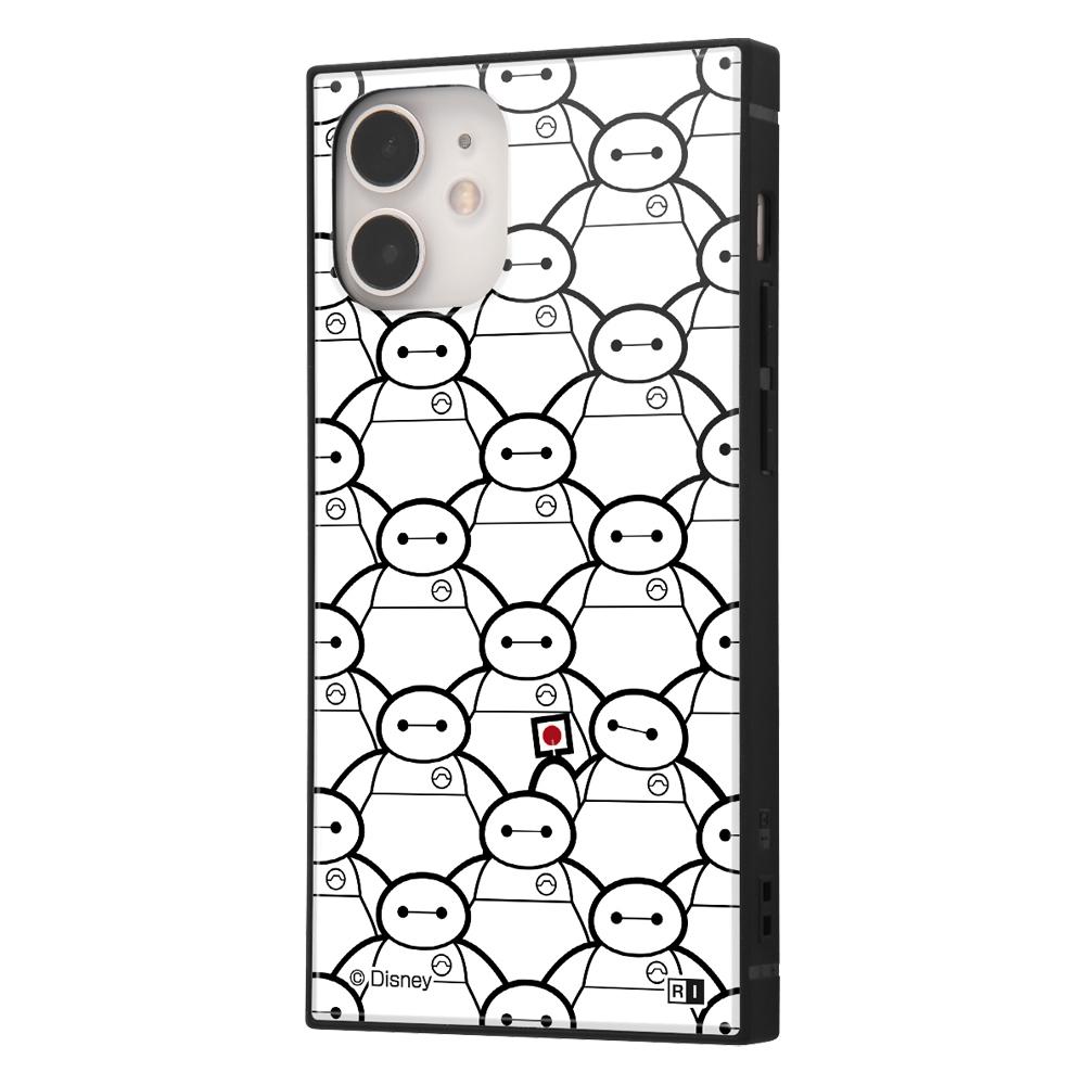 iPhone 12 mini /『ディズニーキャラクター』/耐衝撃ハイブリッドケース KAKU/『ベイマックス』_01【受注生産】