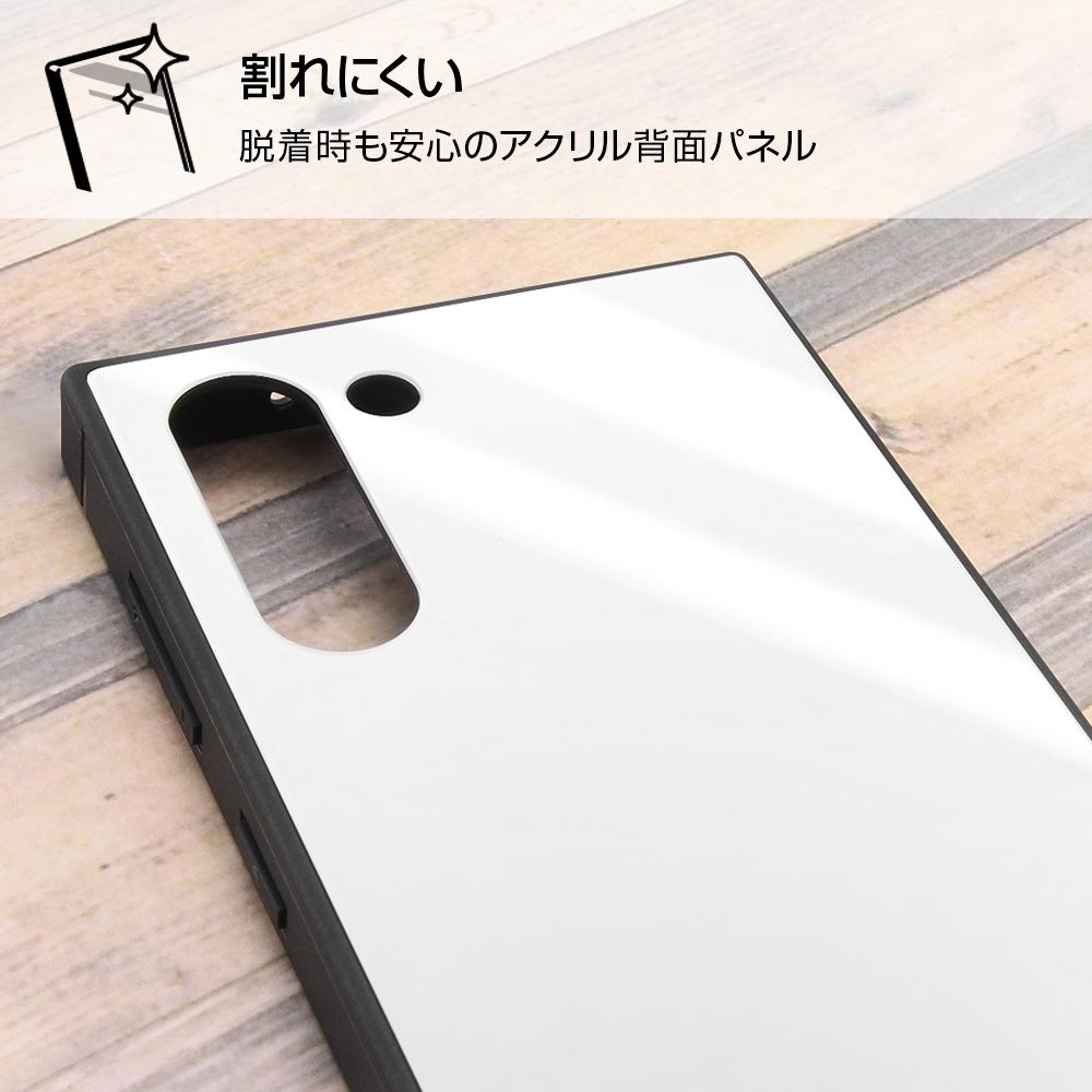 Galaxy S21 5G /『ディズニー・ピクサーキャラクター』/耐衝撃ハイブリッドケース KAKU/『モンスターズ・インク/総柄_01』【受注生産】