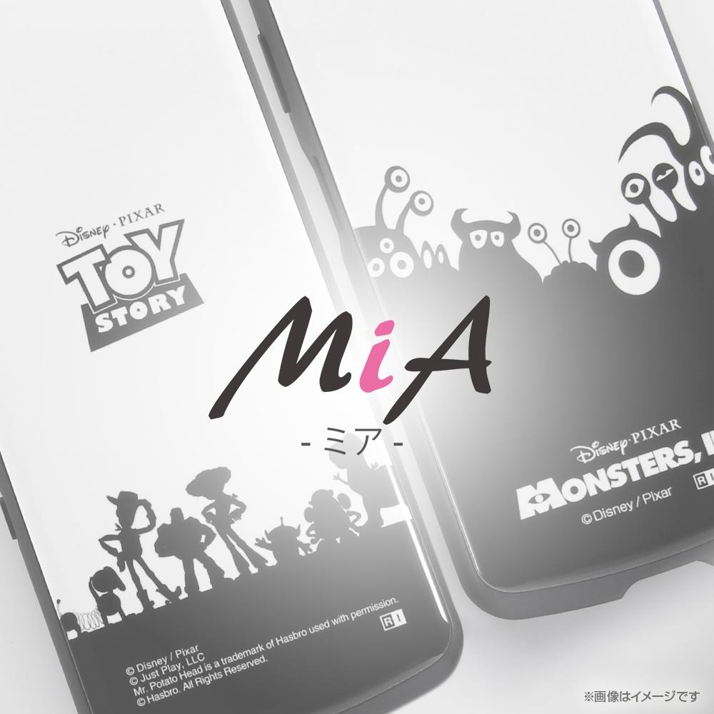 Xperia 1 III 『ディズニー・ピクサーキャラクター』/耐衝撃ケース MiA/シルエット