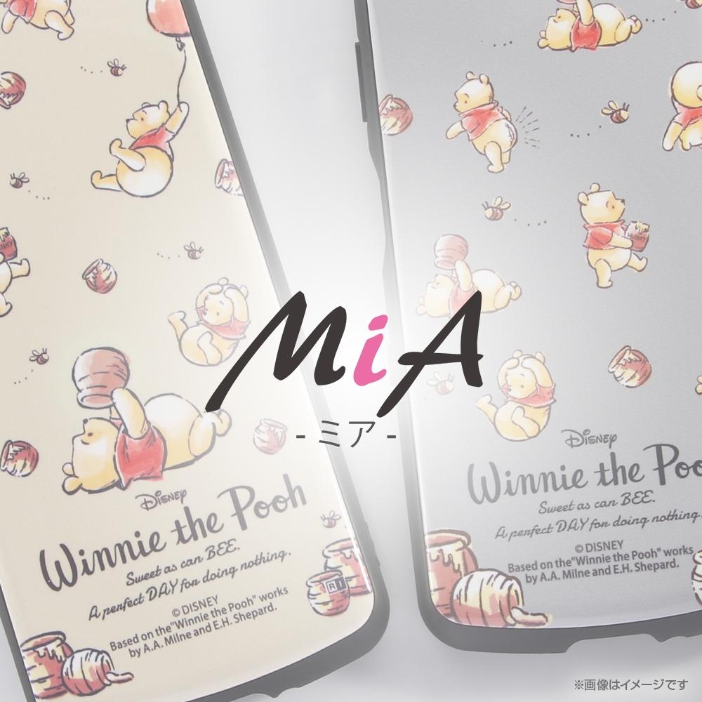 Xperia 1 III 『ディズニー・キャラクター』/耐衝撃ケース MiA/プーさんとはちみつ