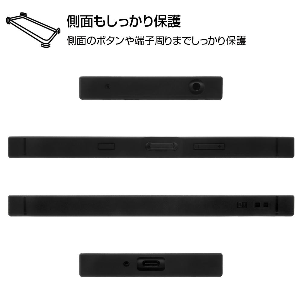 Xperia 10 III /『ディズニーキャラクター』/耐衝撃ハイブリッドケース KAKU/『ミニーマウス/I AM』【受注生産】