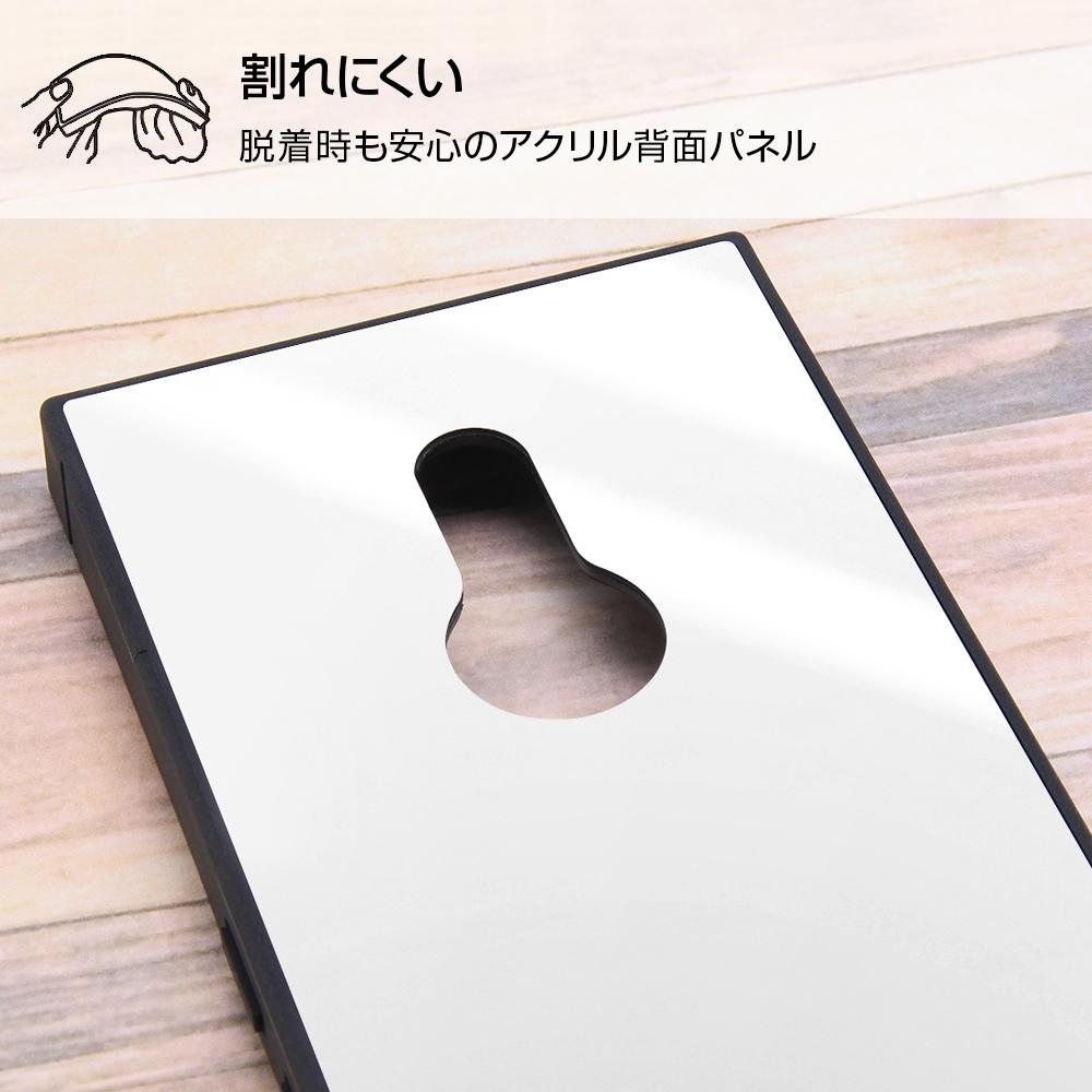 arrows Be4 Plus/『ディズニーキャラクター』/耐衝撃ハイブリッドケース KAKU/『ミニーマウス/comic』【受注生産】