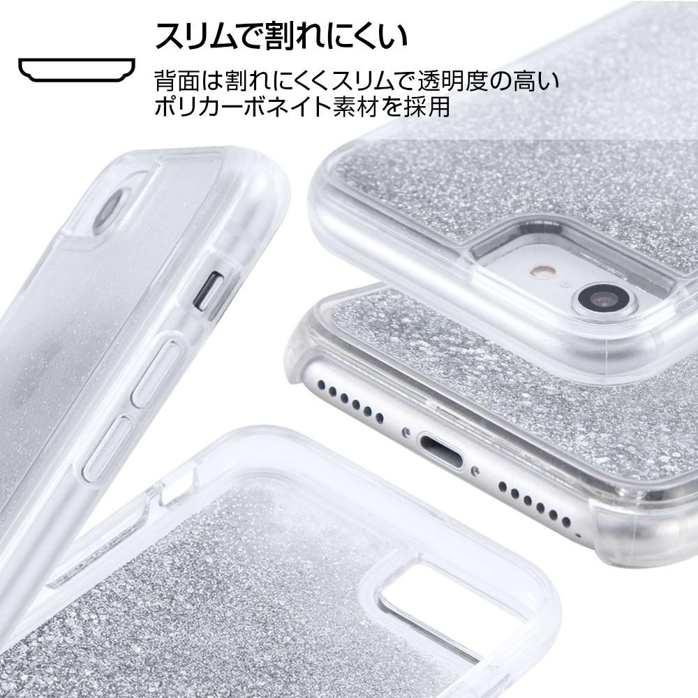 iPhone SE(第2世代) / 8 / 7 / 6s / 6 / 『ディズニーキャラクター』/ラメ グリッターケース/宝石