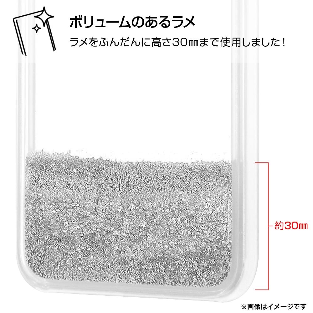 iPhone SE(第2世代) / 8 / 7 / 6s / 6 / 『ディズニーキャラクター』/ラメ グリッターケース/アラジンとジャスミン