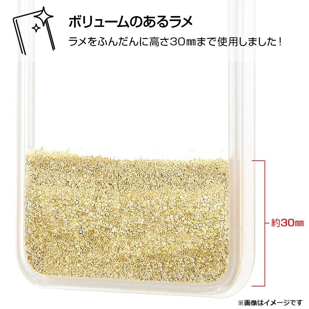 iPhone SE(第2世代) / 8 / 7 / 6s / 6 / 『ディズニーキャラクター』/ラメ グリッターケース/バルーン