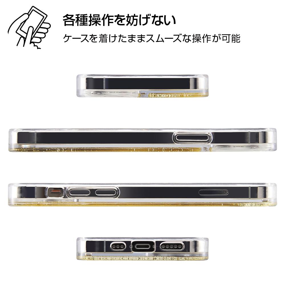 iPhone 12 / 12 Pro / 『ディズニーキャラクター』/ラメ グリッターケース/HONEY