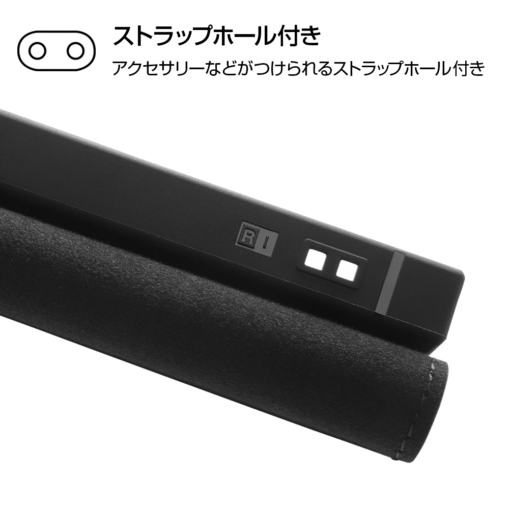 Xperia 10 III 『ディズニーキャラクター』/耐衝撃 手帳型レザーケース/ミッキーマウス