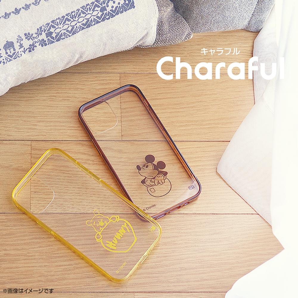 Galaxy A52 5G 『ディズニーキャラクター』/ハイブリッドケース Charaful/ミッキーマウス