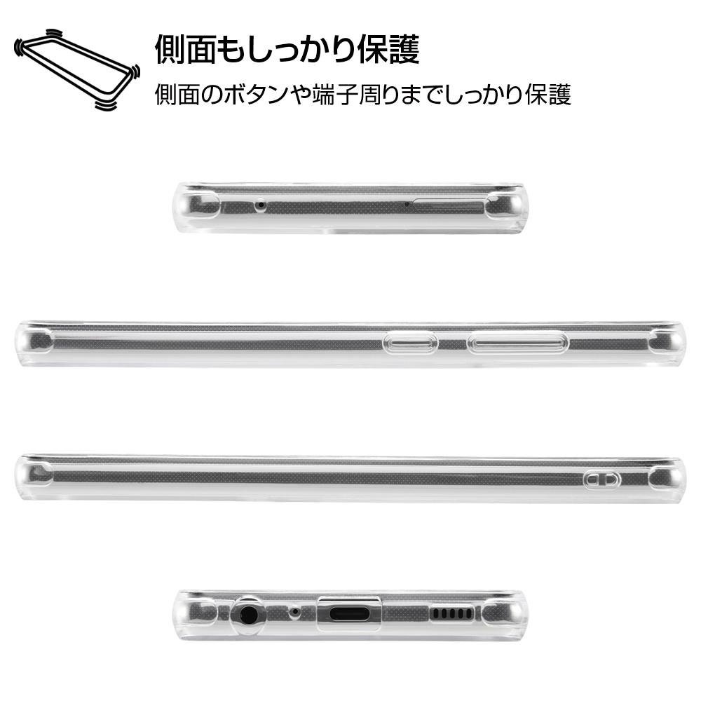 Galaxy A52 5G 『ディズニー・ピクサーキャラクター』/ハイブリッドケース Charaful/エイリアン