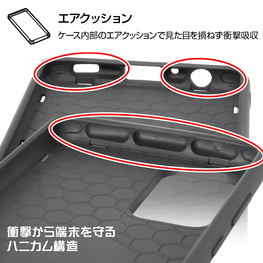 Galaxy A52 5G 『ディズニーキャラクター』/耐衝撃ケース ProCa/ミッキーマウス