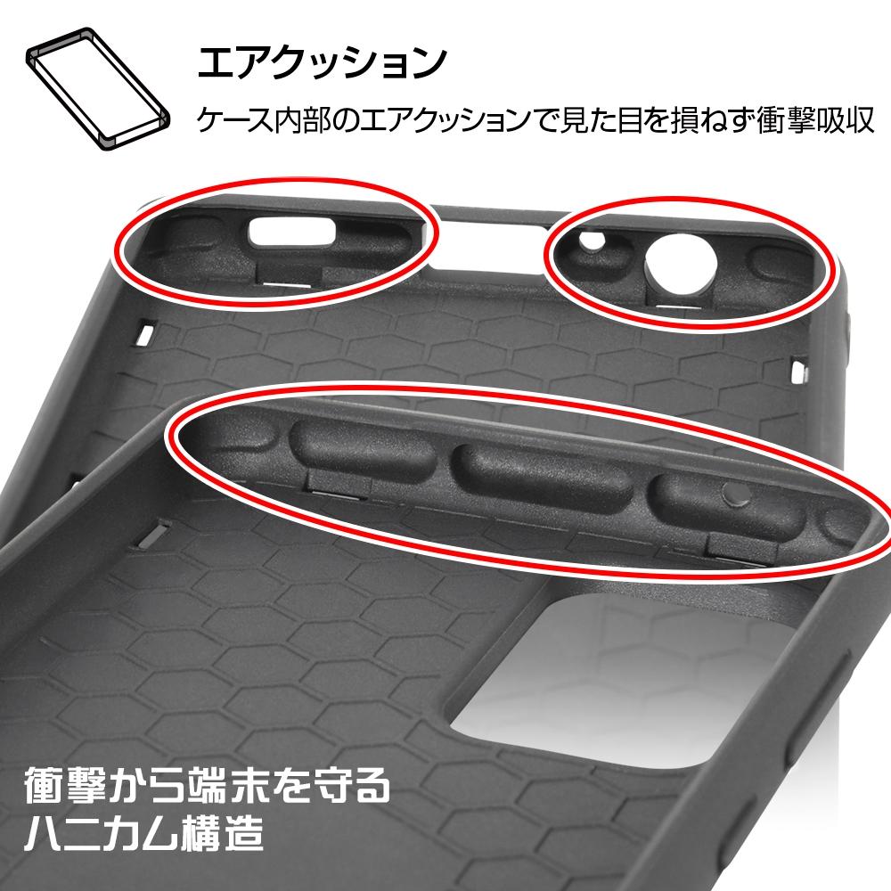 Galaxy A52 5G 『ディズニーキャラクター』/耐衝撃ケース ProCa/ミニーマウス