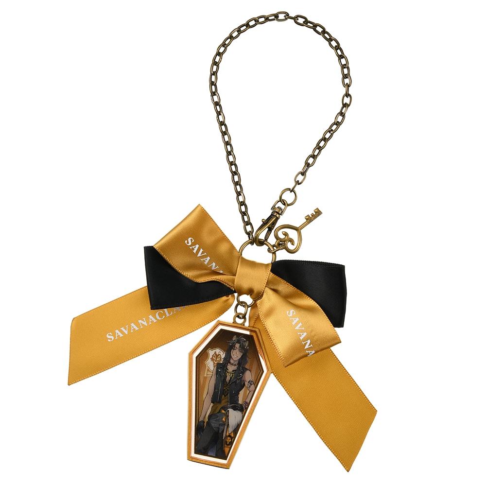 レオナ・キングスカラー バッグチャーム リボン 『ディズニー ツイステッドワンダーランド』
