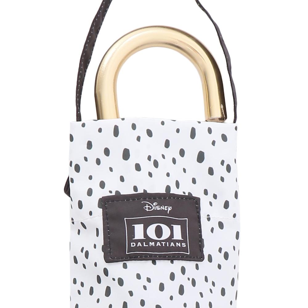 【Plus Anq(プラスアンク)】『101匹わんちゃん』デザイン 折りたたみ傘 婦人用【数量限定】