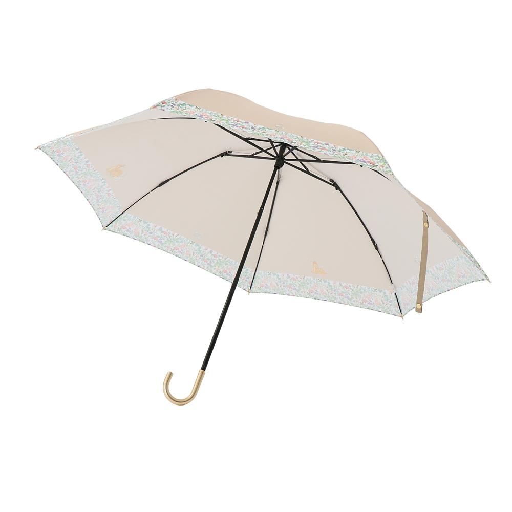 【Plus Anq(プラスアンク)】『バンビ』デザイン 折りたたみ傘 婦人用【数量限定】
