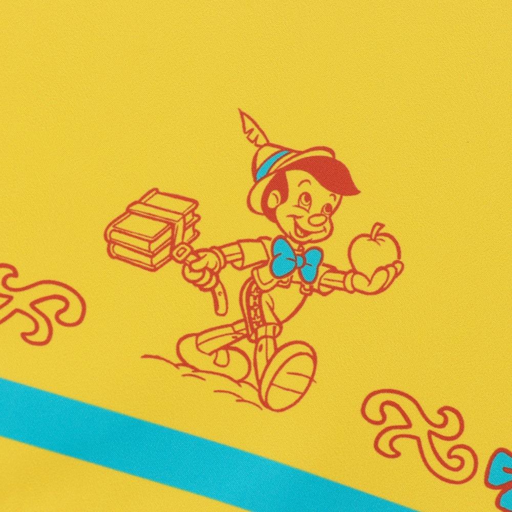 【Plus Anq(プラスアンク)】『ピノキオ』デザイン 折りたたみ傘 婦人用【数量限定】