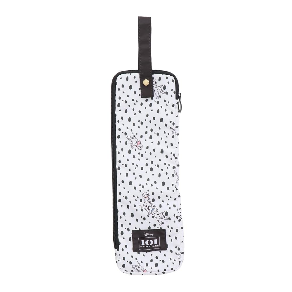 【Plus Anq(プラスアンク)】『101匹わんちゃん』デザイン 傘ケース 折りたたみ傘用 婦人用【数量限定】