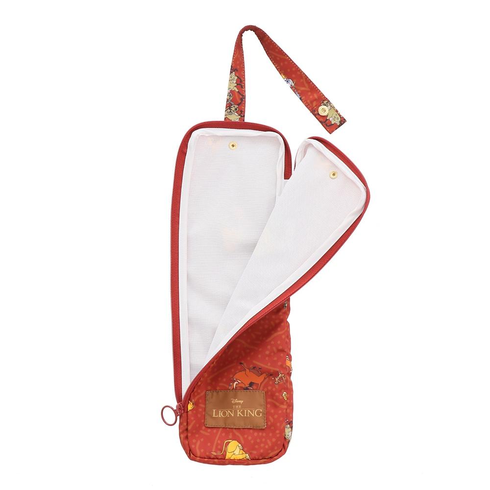 【Plus Anq(プラスアンク)】『ライオン・キング』デザイン 傘ケース 折りたたみ傘用 婦人用【数量限定】