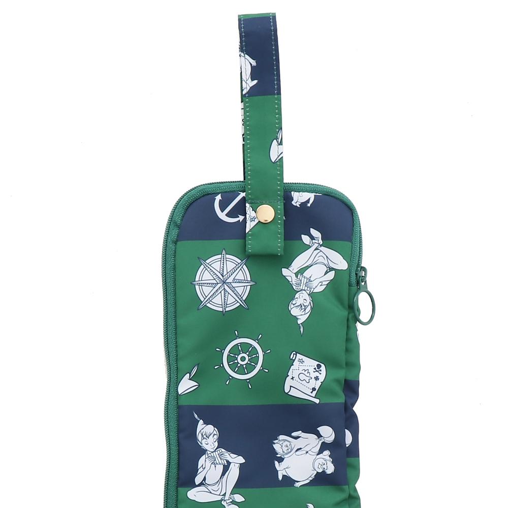 【Plus Anq(プラスアンク)】『ピーター・パン』デザイン 傘ケース 折りたたみ傘用 婦人用【数量限定】