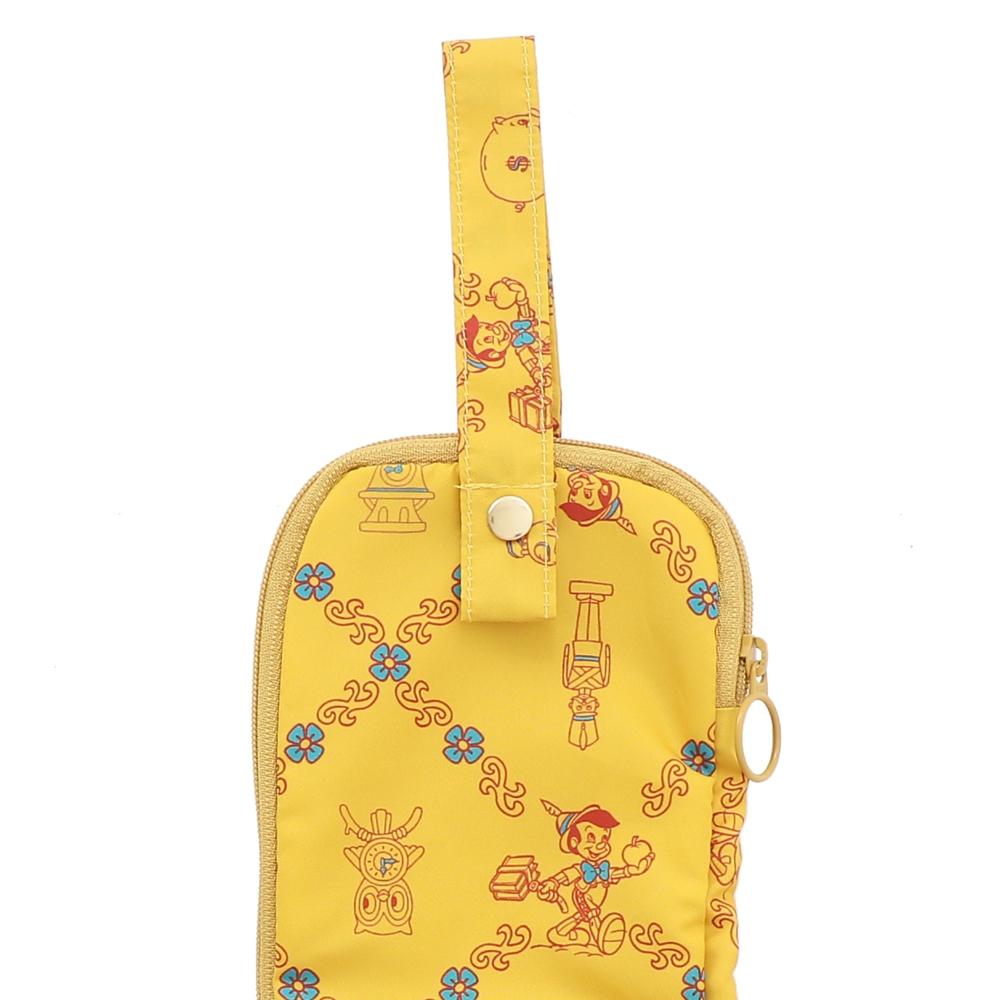 【Plus Anq(プラスアンク)】『ピノキオ』デザイン 傘ケース 折りたたみ傘用 婦人用【数量限定】