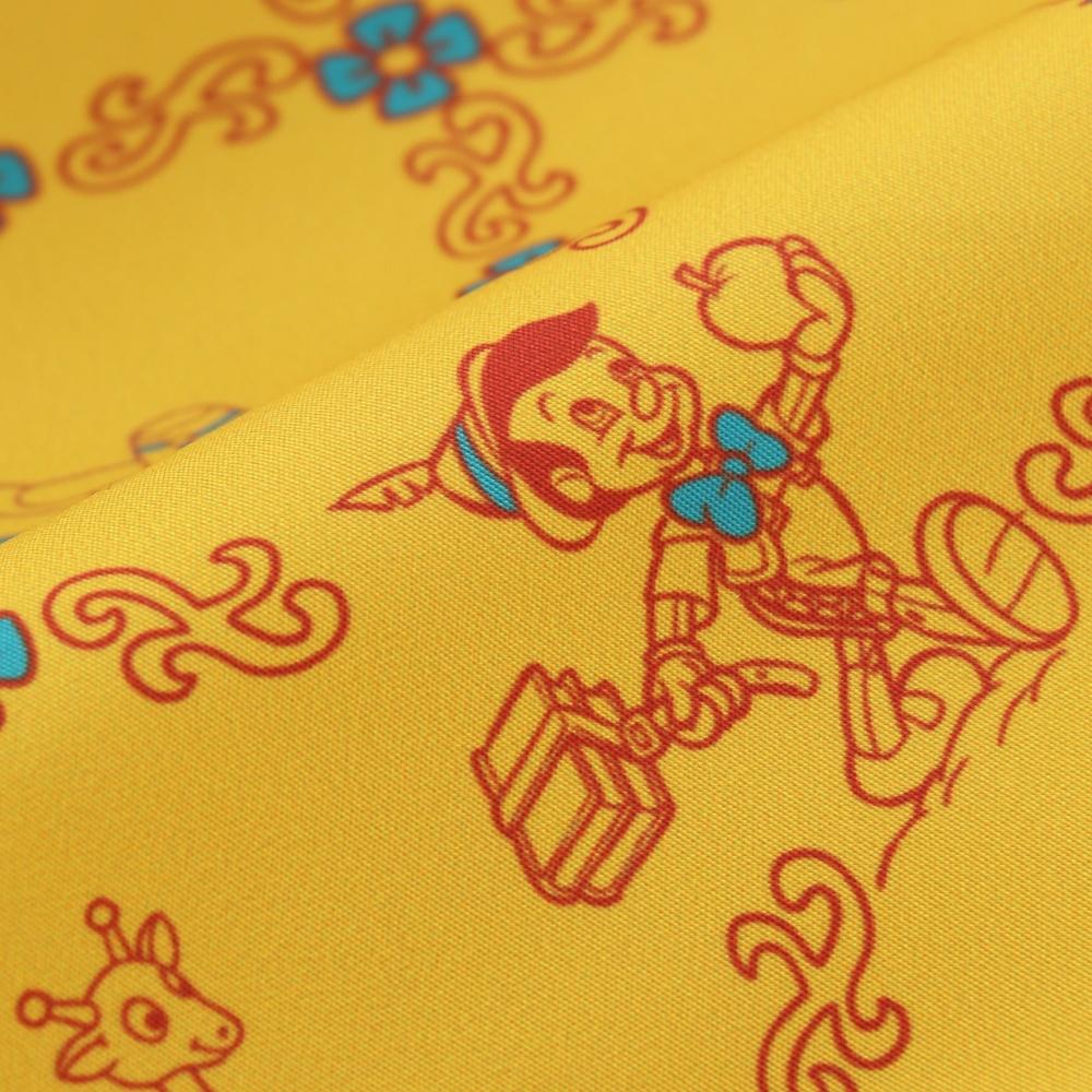 【Plus Anq(プラスアンク)】『ピノキオ』デザイン レインカバー 婦人用【数量限定】