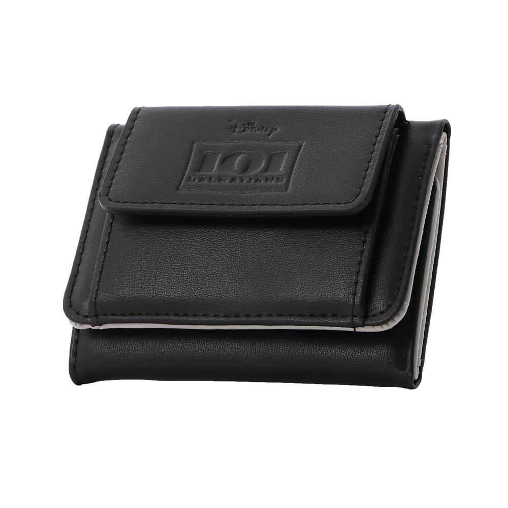 【Plus Anq(プラスアンク)】『101匹わんちゃん』デザイン 三つ折り財布 ウォレット 婦人用【数量限定】