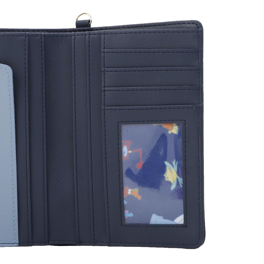 【Plus Anq(プラスアンク)】『ふしぎの国のアリス』デザイン パスポートケース【数量限定】