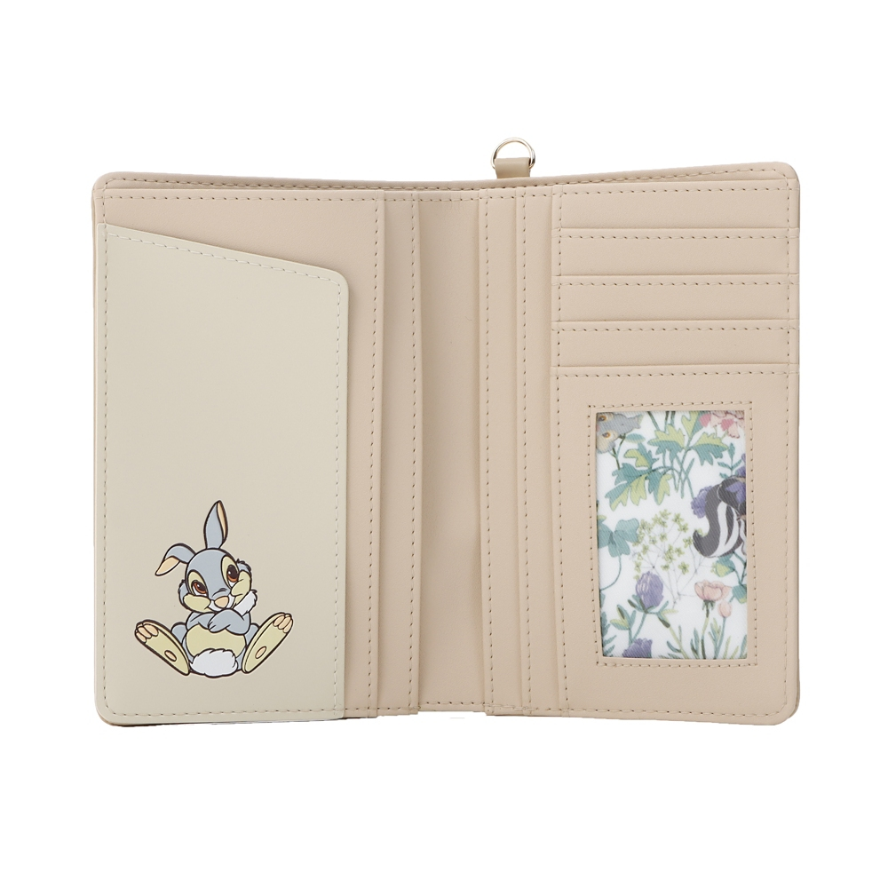 【Plus Anq(プラスアンク)】『バンビ』デザイン パスポートケース【数量限定】
