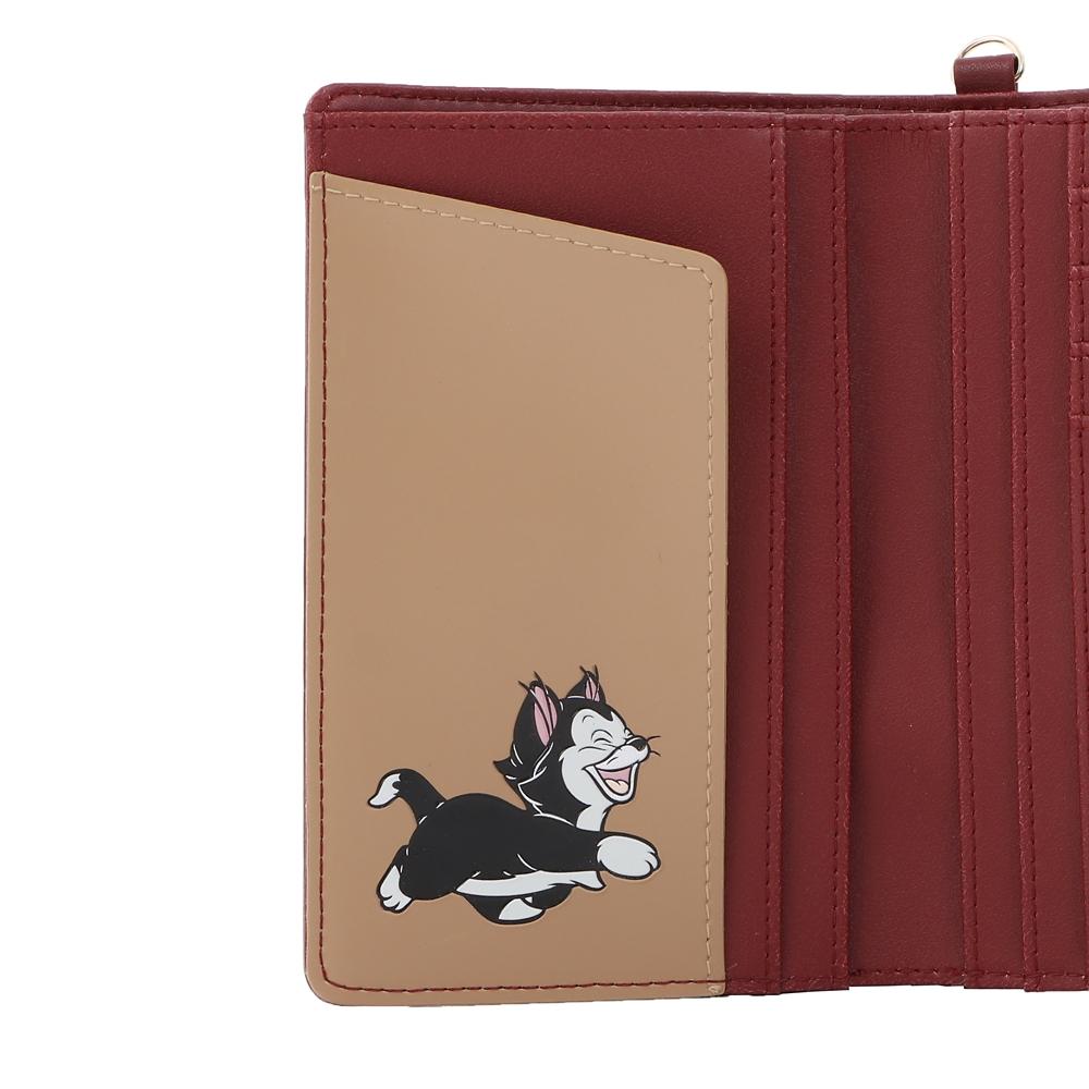 【Plus Anq(プラスアンク)】『ピノキオ』デザイン パスポートケース【数量限定】