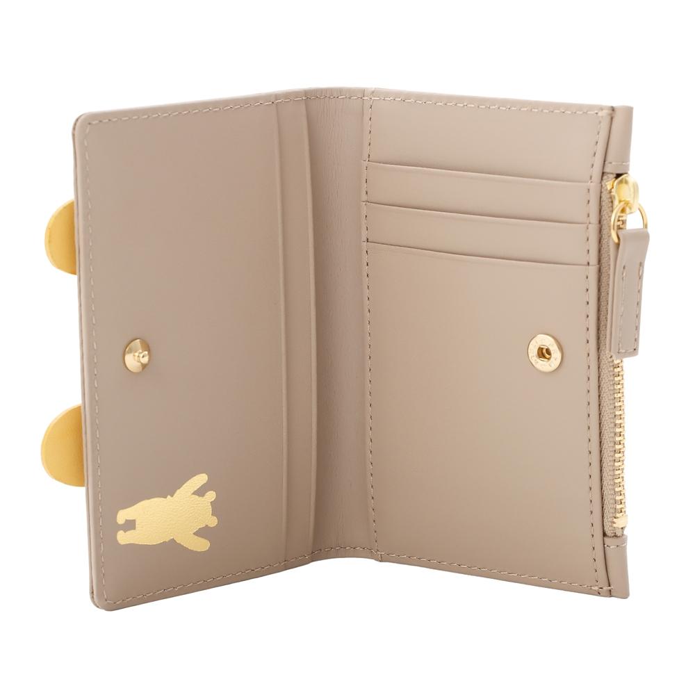 【予約商品】【数量限定】【Plus Anq(プラスアンク)】『くまのプーさん』 プー デザイン カードケース 婦人用【PlusAnq shopDisney1year】