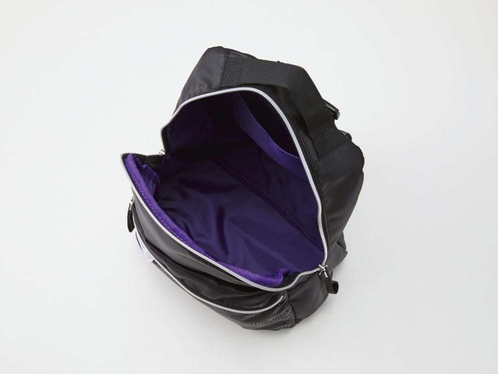 ミッキー リフレクターリュック ブラック SD01-014
