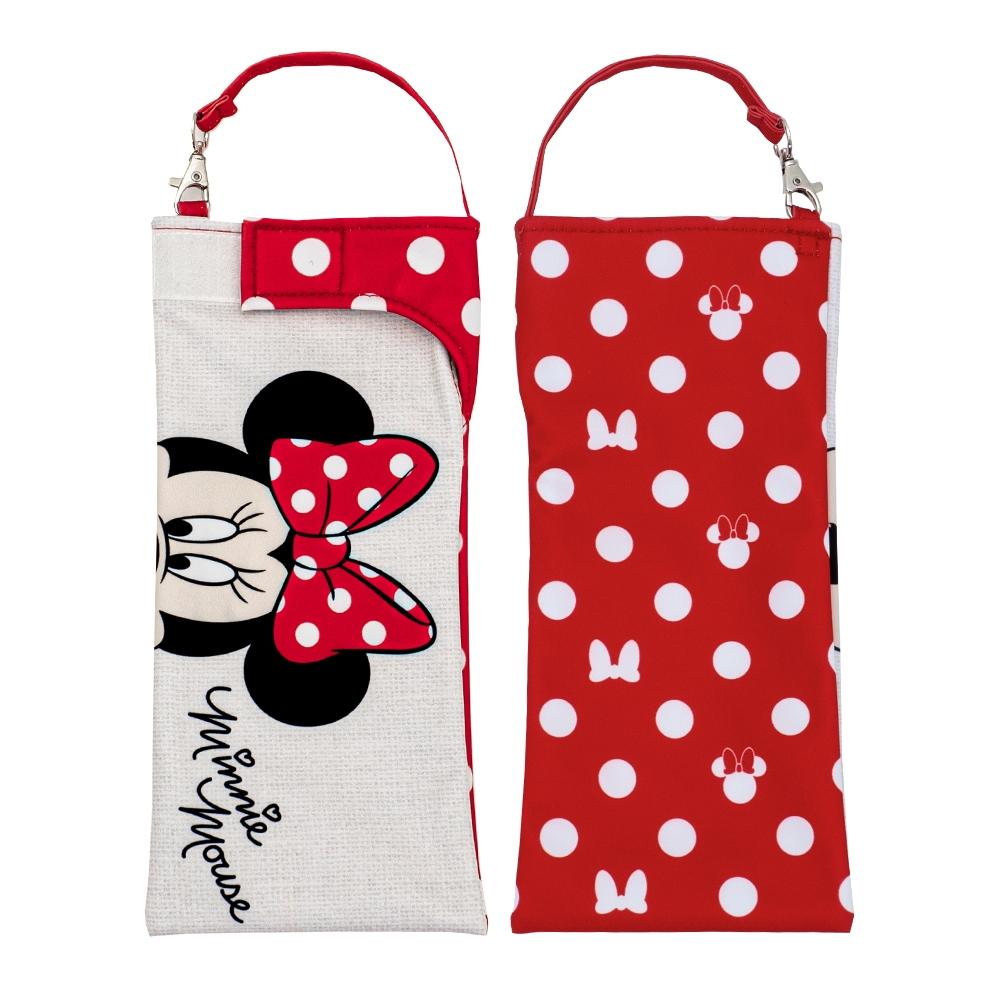 【shopDisny限定商品】折りたたみ傘カバー くるポン ディズニー ミニー フェイス