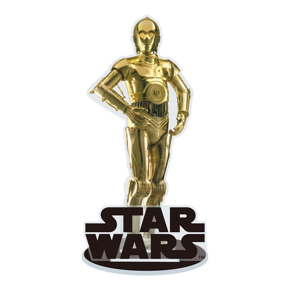 アクリルスタンド C-3PO