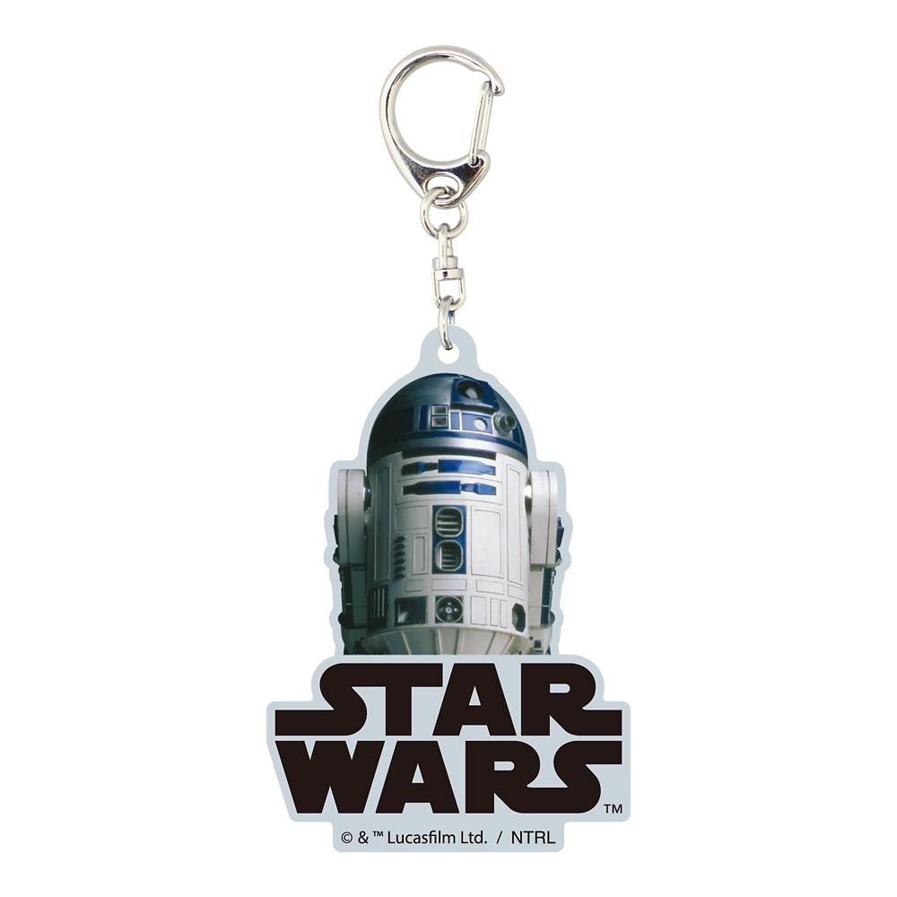 アクリルキーホルダー R2-D2